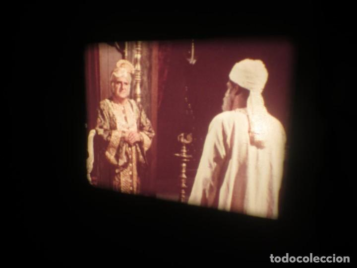 Cine: SANDOKÁN SERIE TV -SUPER 8 MM- 6 x 180 MTS-RETRO-VINTAGE FILM-EXCELLENT-COLOR IMPECABLE - Foto 83 - 189679777