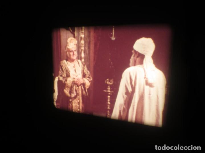 Cine: SANDOKÁN SERIE TV -SUPER 8 MM- 6 x 180 MTS-RETRO-VINTAGE FILM-EXCELLENT-COLOR IMPECABLE - Foto 84 - 189679777