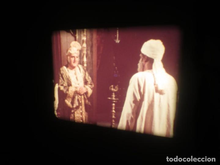 Cine: SANDOKÁN SERIE TV -SUPER 8 MM- 6 x 180 MTS-RETRO-VINTAGE FILM-EXCELLENT-COLOR IMPECABLE - Foto 85 - 189679777