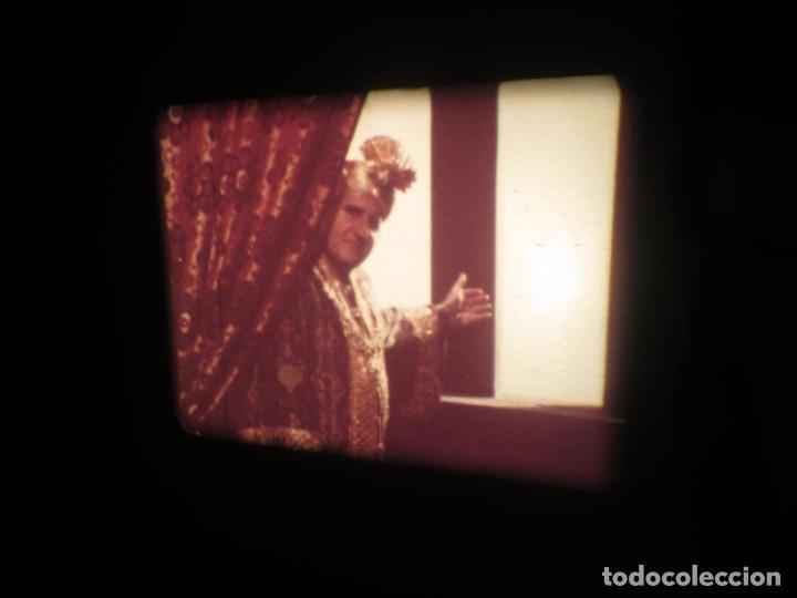 Cine: SANDOKÁN SERIE TV -SUPER 8 MM- 6 x 180 MTS-RETRO-VINTAGE FILM-EXCELLENT-COLOR IMPECABLE - Foto 86 - 189679777