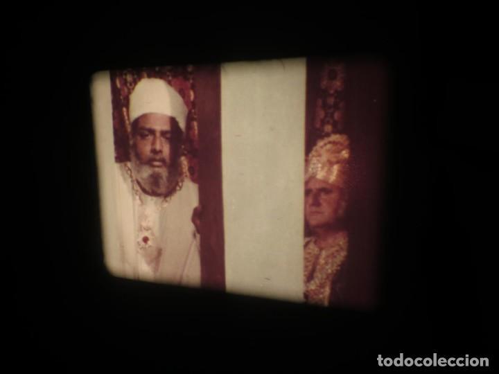 Cine: SANDOKÁN SERIE TV -SUPER 8 MM- 6 x 180 MTS-RETRO-VINTAGE FILM-EXCELLENT-COLOR IMPECABLE - Foto 87 - 189679777