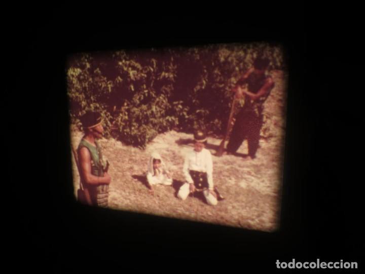 Cine: SANDOKÁN SERIE TV -SUPER 8 MM- 6 x 180 MTS-RETRO-VINTAGE FILM-EXCELLENT-COLOR IMPECABLE - Foto 88 - 189679777