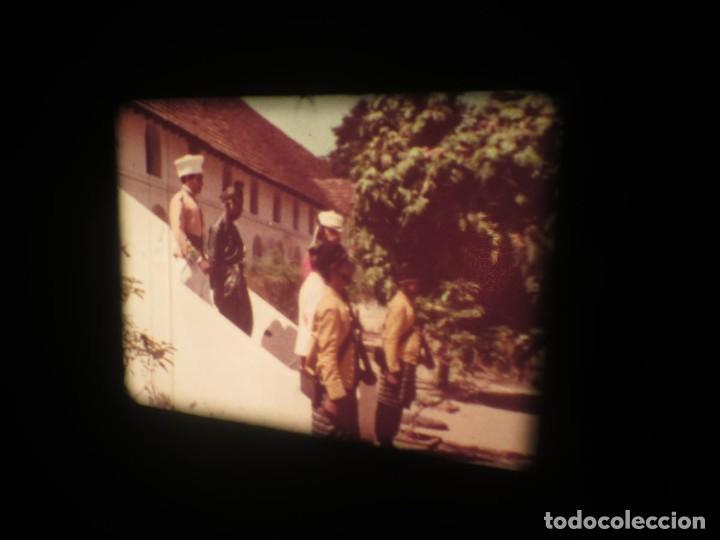 Cine: SANDOKÁN SERIE TV -SUPER 8 MM- 6 x 180 MTS-RETRO-VINTAGE FILM-EXCELLENT-COLOR IMPECABLE - Foto 91 - 189679777