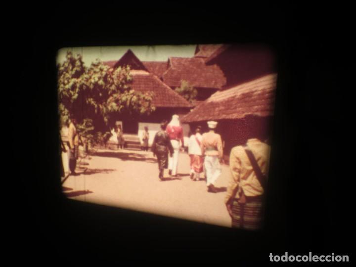 Cine: SANDOKÁN SERIE TV -SUPER 8 MM- 6 x 180 MTS-RETRO-VINTAGE FILM-EXCELLENT-COLOR IMPECABLE - Foto 93 - 189679777