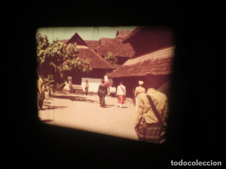 Cine: SANDOKÁN SERIE TV -SUPER 8 MM- 6 x 180 MTS-RETRO-VINTAGE FILM-EXCELLENT-COLOR IMPECABLE - Foto 94 - 189679777