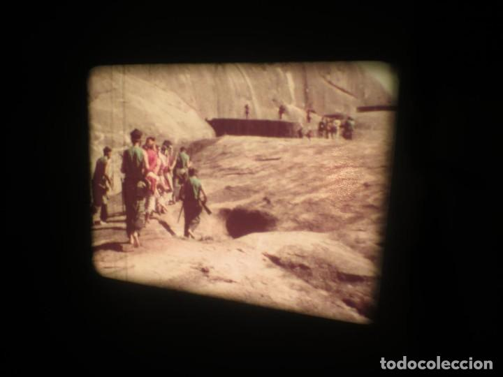 Cine: SANDOKÁN SERIE TV -SUPER 8 MM- 6 x 180 MTS-RETRO-VINTAGE FILM-EXCELLENT-COLOR IMPECABLE - Foto 96 - 189679777