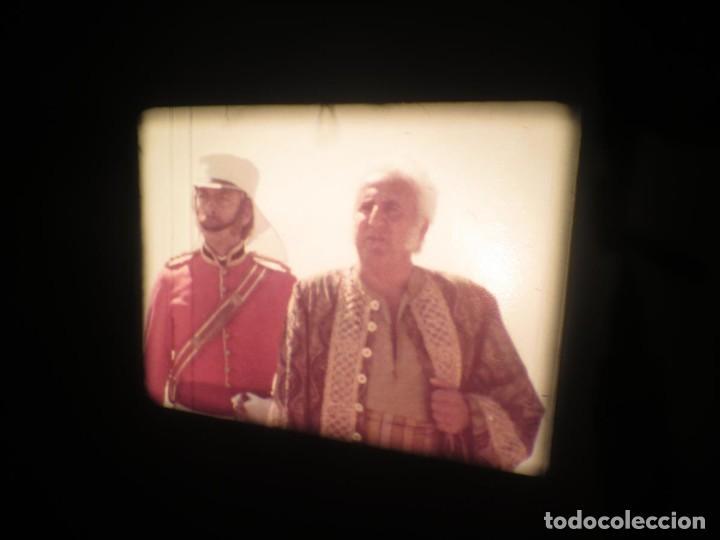 Cine: SANDOKÁN SERIE TV -SUPER 8 MM- 6 x 180 MTS-RETRO-VINTAGE FILM-EXCELLENT-COLOR IMPECABLE - Foto 97 - 189679777