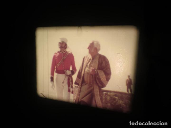 Cine: SANDOKÁN SERIE TV -SUPER 8 MM- 6 x 180 MTS-RETRO-VINTAGE FILM-EXCELLENT-COLOR IMPECABLE - Foto 98 - 189679777