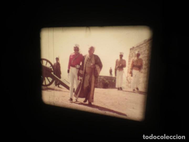Cine: SANDOKÁN SERIE TV -SUPER 8 MM- 6 x 180 MTS-RETRO-VINTAGE FILM-EXCELLENT-COLOR IMPECABLE - Foto 99 - 189679777