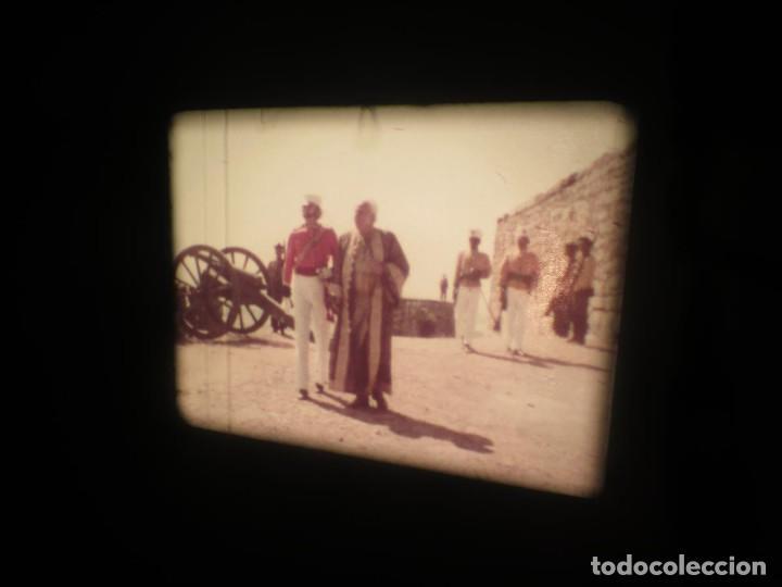 Cine: SANDOKÁN SERIE TV -SUPER 8 MM- 6 x 180 MTS-RETRO-VINTAGE FILM-EXCELLENT-COLOR IMPECABLE - Foto 100 - 189679777