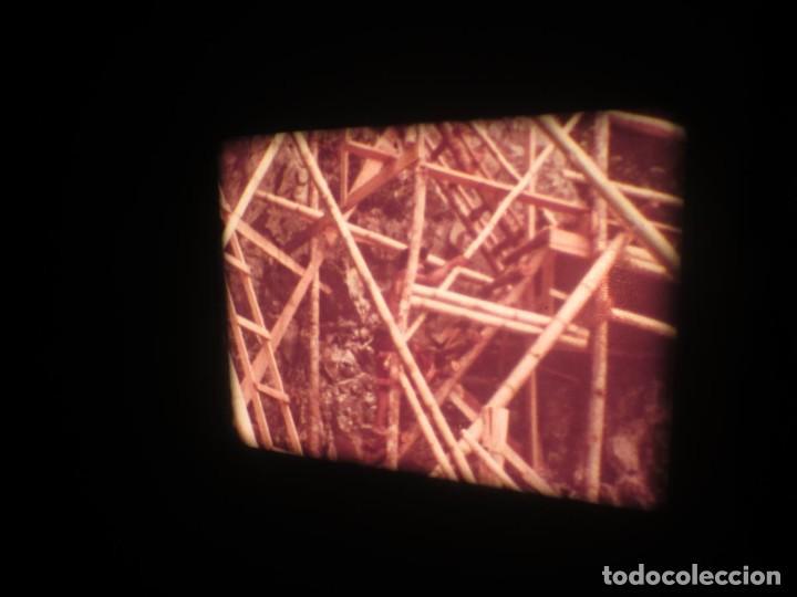 Cine: SANDOKÁN SERIE TV -SUPER 8 MM- 6 x 180 MTS-RETRO-VINTAGE FILM-EXCELLENT-COLOR IMPECABLE - Foto 101 - 189679777