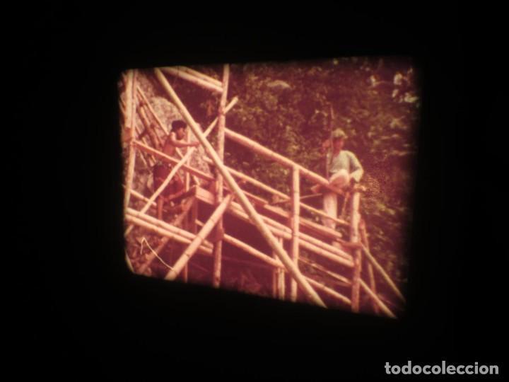 Cine: SANDOKÁN SERIE TV -SUPER 8 MM- 6 x 180 MTS-RETRO-VINTAGE FILM-EXCELLENT-COLOR IMPECABLE - Foto 102 - 189679777
