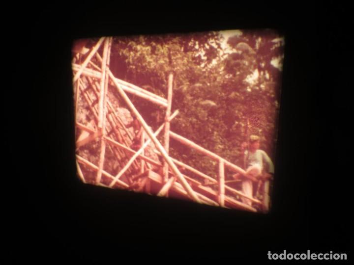 Cine: SANDOKÁN SERIE TV -SUPER 8 MM- 6 x 180 MTS-RETRO-VINTAGE FILM-EXCELLENT-COLOR IMPECABLE - Foto 103 - 189679777