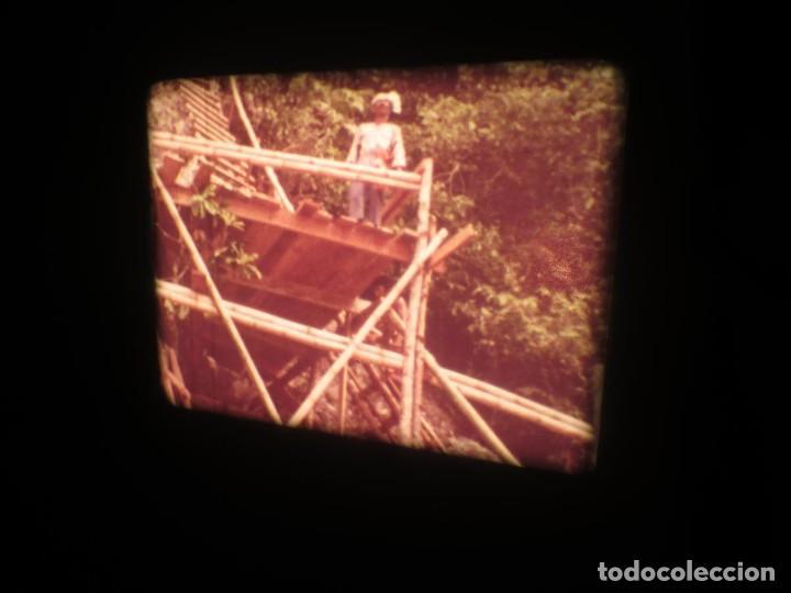 Cine: SANDOKÁN SERIE TV -SUPER 8 MM- 6 x 180 MTS-RETRO-VINTAGE FILM-EXCELLENT-COLOR IMPECABLE - Foto 104 - 189679777