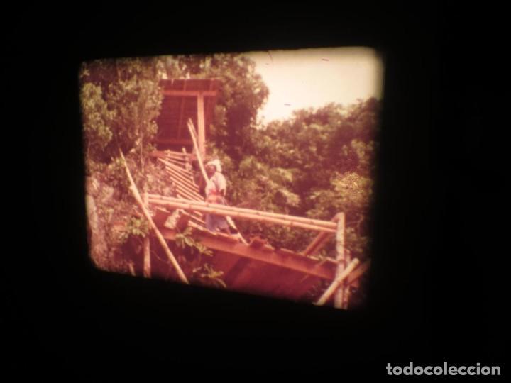 Cine: SANDOKÁN SERIE TV -SUPER 8 MM- 6 x 180 MTS-RETRO-VINTAGE FILM-EXCELLENT-COLOR IMPECABLE - Foto 105 - 189679777