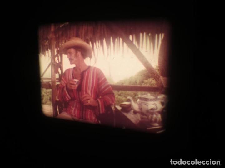 Cine: SANDOKÁN SERIE TV -SUPER 8 MM- 6 x 180 MTS-RETRO-VINTAGE FILM-EXCELLENT-COLOR IMPECABLE - Foto 106 - 189679777