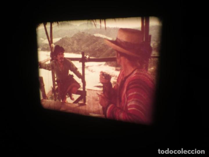 Cine: SANDOKÁN SERIE TV -SUPER 8 MM- 6 x 180 MTS-RETRO-VINTAGE FILM-EXCELLENT-COLOR IMPECABLE - Foto 107 - 189679777