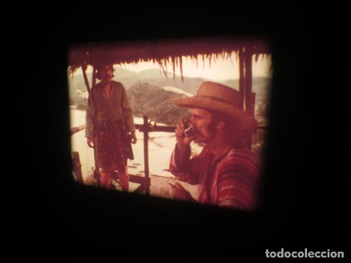 Cine: SANDOKÁN SERIE TV -SUPER 8 MM- 6 x 180 MTS-RETRO-VINTAGE FILM-EXCELLENT-COLOR IMPECABLE - Foto 111 - 189679777