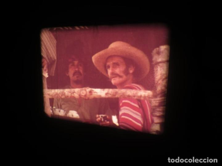 Cine: SANDOKÁN SERIE TV -SUPER 8 MM- 6 x 180 MTS-RETRO-VINTAGE FILM-EXCELLENT-COLOR IMPECABLE - Foto 112 - 189679777