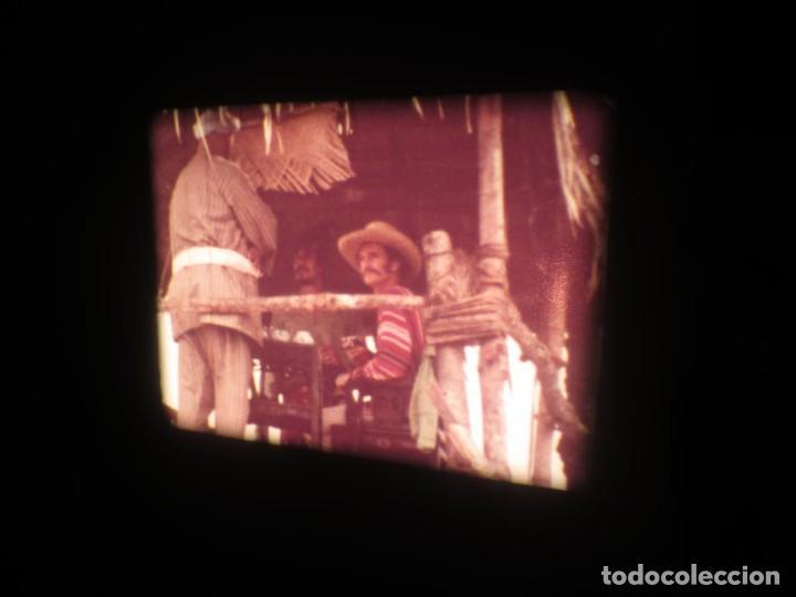 Cine: SANDOKÁN SERIE TV -SUPER 8 MM- 6 x 180 MTS-RETRO-VINTAGE FILM-EXCELLENT-COLOR IMPECABLE - Foto 113 - 189679777