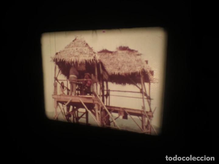 Cine: SANDOKÁN SERIE TV -SUPER 8 MM- 6 x 180 MTS-RETRO-VINTAGE FILM-EXCELLENT-COLOR IMPECABLE - Foto 114 - 189679777