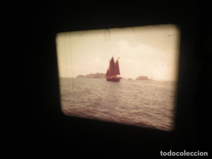 Cine: SANDOKÁN SERIE TV -SUPER 8 MM- 6 x 180 MTS-RETRO-VINTAGE FILM-EXCELLENT-COLOR IMPECABLE - Foto 118 - 189679777