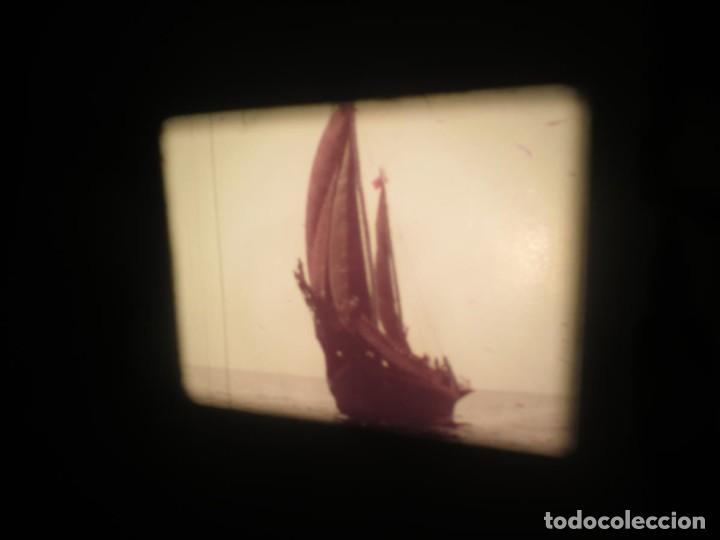 Cine: SANDOKÁN SERIE TV -SUPER 8 MM- 6 x 180 MTS-RETRO-VINTAGE FILM-EXCELLENT-COLOR IMPECABLE - Foto 119 - 189679777