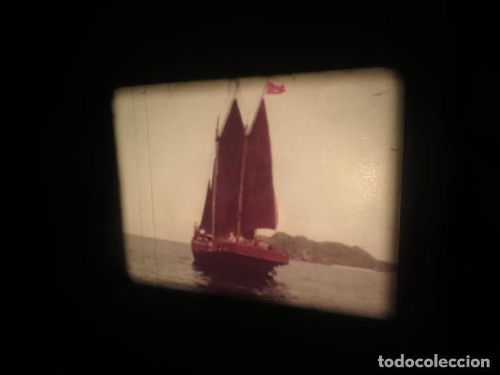 Cine: SANDOKÁN SERIE TV -SUPER 8 MM- 6 x 180 MTS-RETRO-VINTAGE FILM-EXCELLENT-COLOR IMPECABLE - Foto 120 - 189679777