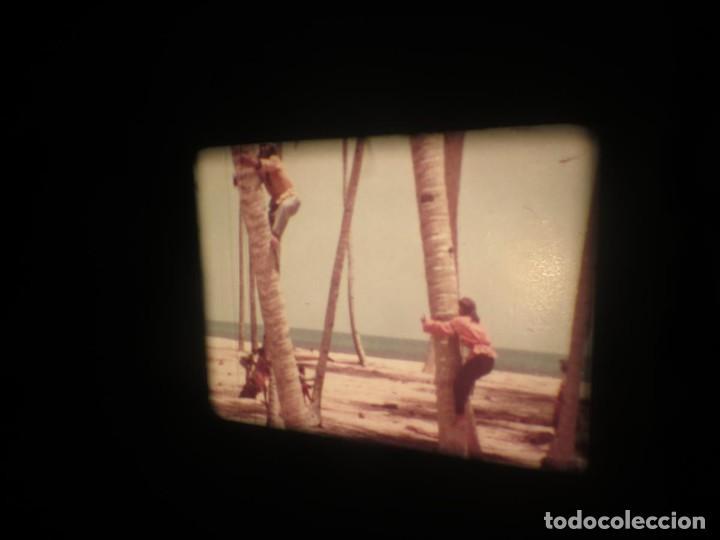 Cine: SANDOKÁN SERIE TV -SUPER 8 MM- 6 x 180 MTS-RETRO-VINTAGE FILM-EXCELLENT-COLOR IMPECABLE - Foto 123 - 189679777