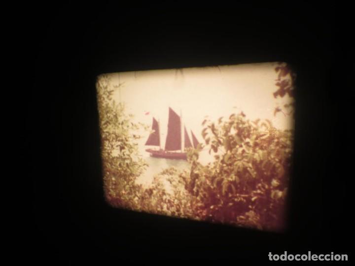 Cine: SANDOKÁN SERIE TV -SUPER 8 MM- 6 x 180 MTS-RETRO-VINTAGE FILM-EXCELLENT-COLOR IMPECABLE - Foto 124 - 189679777