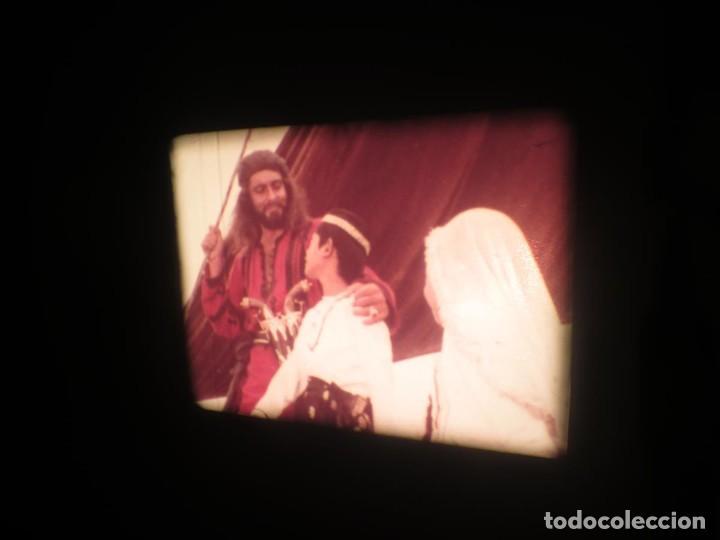 Cine: SANDOKÁN SERIE TV -SUPER 8 MM- 6 x 180 MTS-RETRO-VINTAGE FILM-EXCELLENT-COLOR IMPECABLE - Foto 128 - 189679777