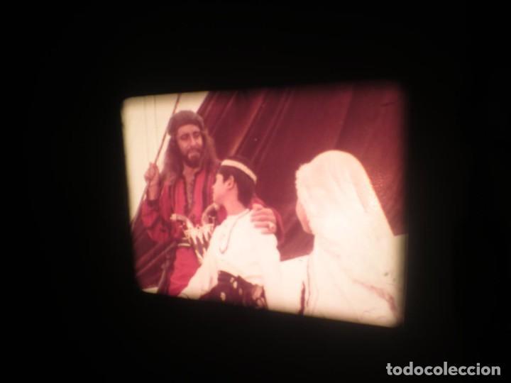 Cine: SANDOKÁN SERIE TV -SUPER 8 MM- 6 x 180 MTS-RETRO-VINTAGE FILM-EXCELLENT-COLOR IMPECABLE - Foto 129 - 189679777