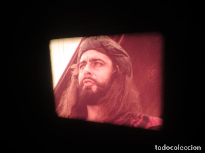 Cine: SANDOKÁN SERIE TV -SUPER 8 MM- 6 x 180 MTS-RETRO-VINTAGE FILM-EXCELLENT-COLOR IMPECABLE - Foto 131 - 189679777