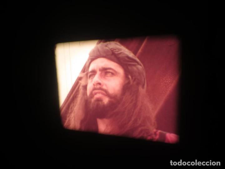 Cine: SANDOKÁN SERIE TV -SUPER 8 MM- 6 x 180 MTS-RETRO-VINTAGE FILM-EXCELLENT-COLOR IMPECABLE - Foto 132 - 189679777
