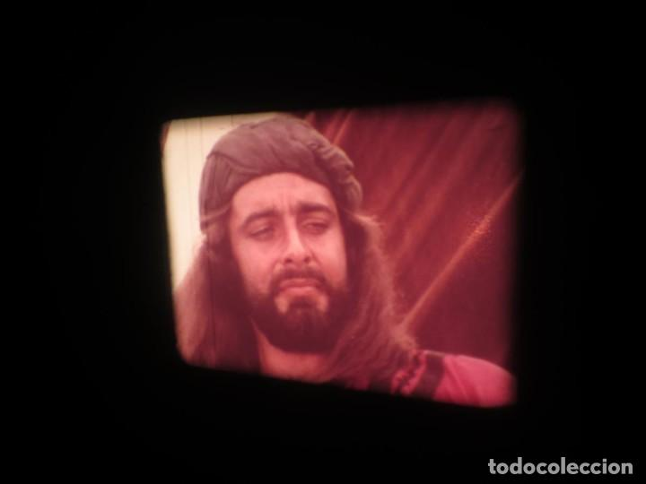 Cine: SANDOKÁN SERIE TV -SUPER 8 MM- 6 x 180 MTS-RETRO-VINTAGE FILM-EXCELLENT-COLOR IMPECABLE - Foto 133 - 189679777