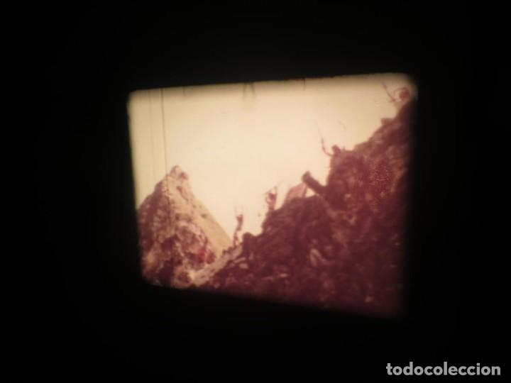 Cine: SANDOKÁN SERIE TV -SUPER 8 MM- 6 x 180 MTS-RETRO-VINTAGE FILM-EXCELLENT-COLOR IMPECABLE - Foto 135 - 189679777