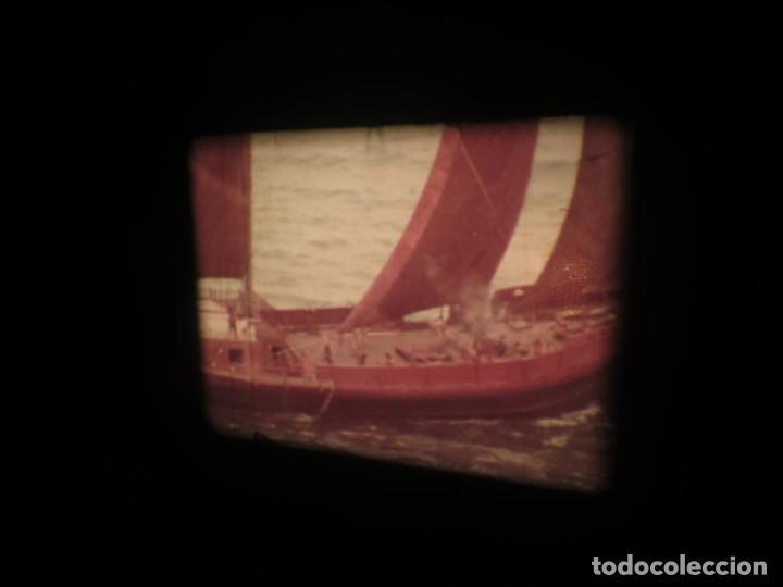 Cine: SANDOKÁN SERIE TV -SUPER 8 MM- 6 x 180 MTS-RETRO-VINTAGE FILM-EXCELLENT-COLOR IMPECABLE - Foto 137 - 189679777