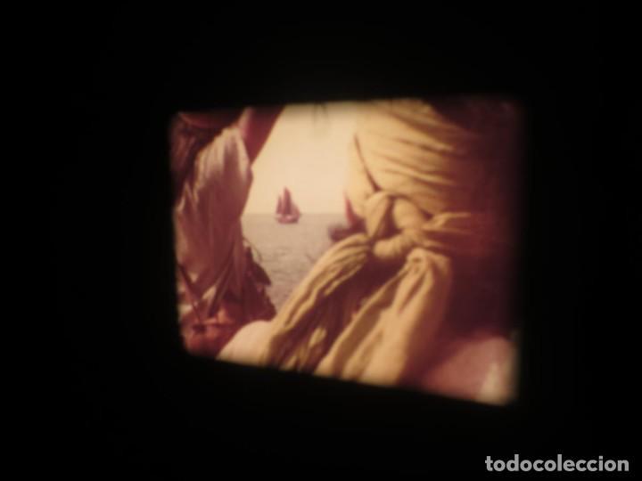 Cine: SANDOKÁN SERIE TV -SUPER 8 MM- 6 x 180 MTS-RETRO-VINTAGE FILM-EXCELLENT-COLOR IMPECABLE - Foto 138 - 189679777