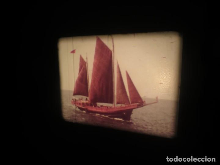 Cine: SANDOKÁN SERIE TV -SUPER 8 MM- 6 x 180 MTS-RETRO-VINTAGE FILM-EXCELLENT-COLOR IMPECABLE - Foto 139 - 189679777