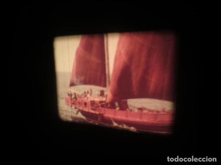 Cine: SANDOKÁN SERIE TV -SUPER 8 MM- 6 x 180 MTS-RETRO-VINTAGE FILM-EXCELLENT-COLOR IMPECABLE - Foto 140 - 189679777