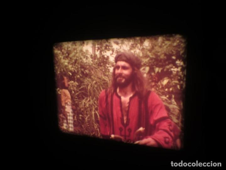 Cine: SANDOKÁN SERIE TV -SUPER 8 MM- 6 x 180 MTS-RETRO-VINTAGE FILM-EXCELLENT-COLOR IMPECABLE - Foto 142 - 189679777