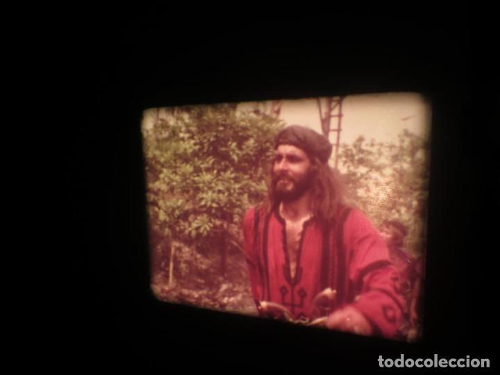Cine: SANDOKÁN SERIE TV -SUPER 8 MM- 6 x 180 MTS-RETRO-VINTAGE FILM-EXCELLENT-COLOR IMPECABLE - Foto 143 - 189679777