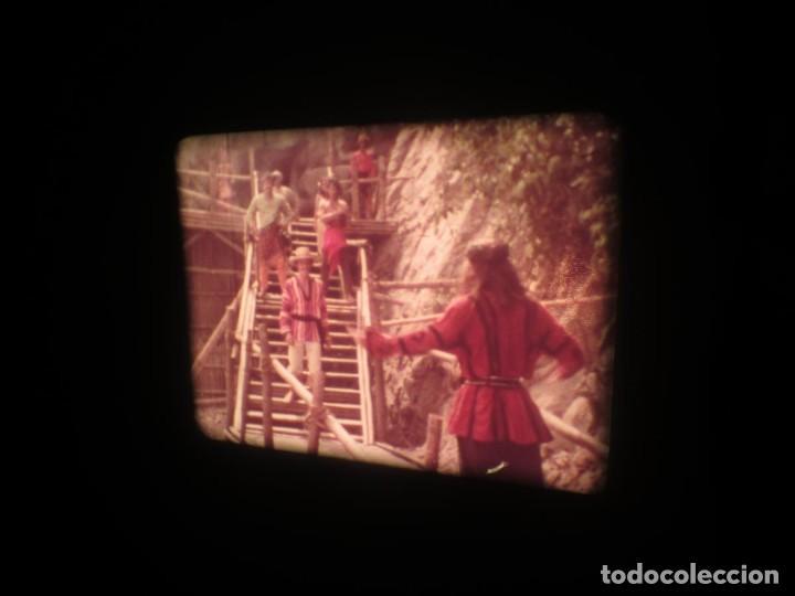 Cine: SANDOKÁN SERIE TV -SUPER 8 MM- 6 x 180 MTS-RETRO-VINTAGE FILM-EXCELLENT-COLOR IMPECABLE - Foto 144 - 189679777