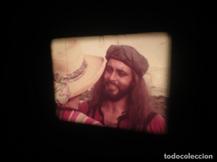 Cine: SANDOKÁN SERIE TV -SUPER 8 MM- 6 x 180 MTS-RETRO-VINTAGE FILM-EXCELLENT-COLOR IMPECABLE - Foto 145 - 189679777