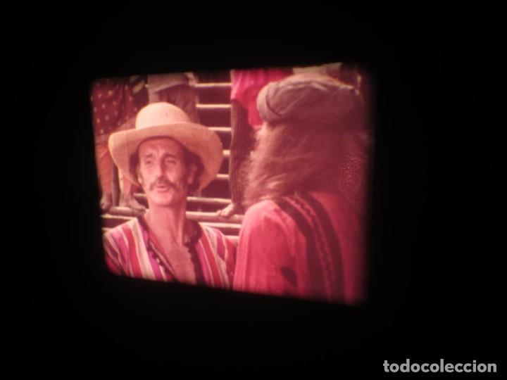 Cine: SANDOKÁN SERIE TV -SUPER 8 MM- 6 x 180 MTS-RETRO-VINTAGE FILM-EXCELLENT-COLOR IMPECABLE - Foto 147 - 189679777