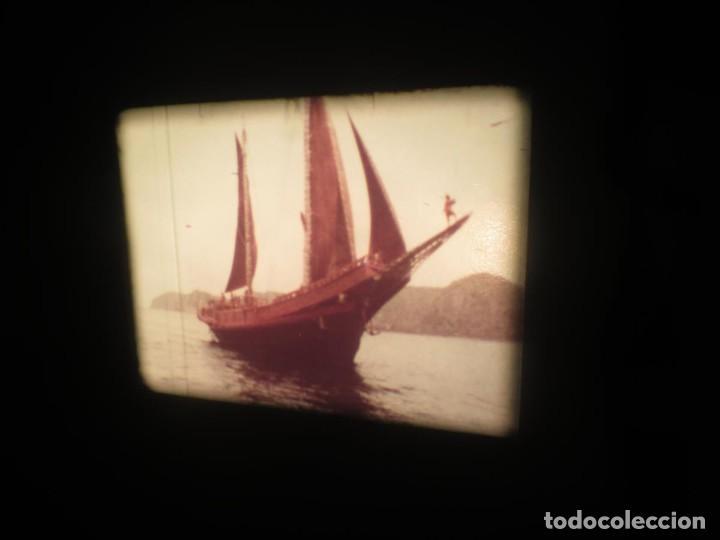 Cine: SANDOKÁN SERIE TV -SUPER 8 MM- 6 x 180 MTS-RETRO-VINTAGE FILM-EXCELLENT-COLOR IMPECABLE - Foto 150 - 189679777