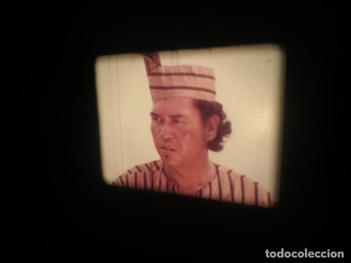 Cine: SANDOKÁN SERIE TV -SUPER 8 MM- 6 x 180 MTS-RETRO-VINTAGE FILM-EXCELLENT-COLOR IMPECABLE - Foto 151 - 189679777