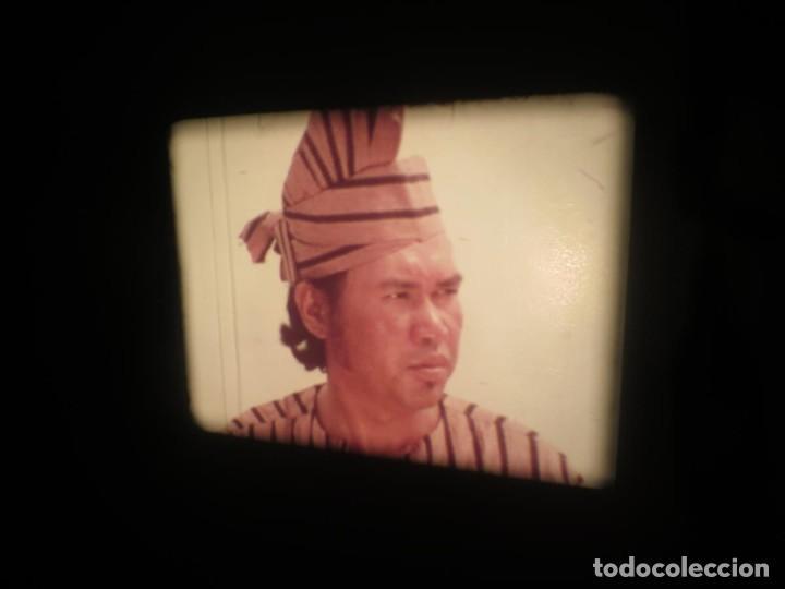 Cine: SANDOKÁN SERIE TV -SUPER 8 MM- 6 x 180 MTS-RETRO-VINTAGE FILM-EXCELLENT-COLOR IMPECABLE - Foto 153 - 189679777