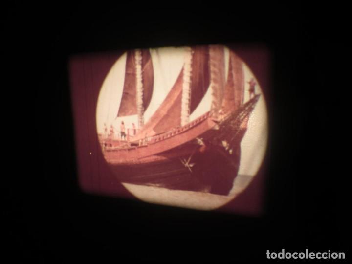Cine: SANDOKÁN SERIE TV -SUPER 8 MM- 6 x 180 MTS-RETRO-VINTAGE FILM-EXCELLENT-COLOR IMPECABLE - Foto 154 - 189679777