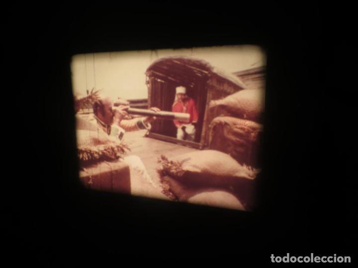 Cine: SANDOKÁN SERIE TV -SUPER 8 MM- 6 x 180 MTS-RETRO-VINTAGE FILM-EXCELLENT-COLOR IMPECABLE - Foto 155 - 189679777